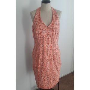 Jones New York backless summer dress